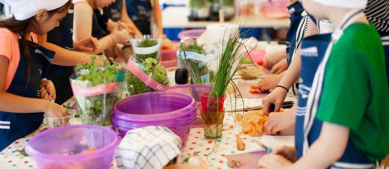 חשיבותה של התזונה הבריאה בקרב ילדים